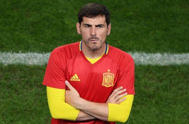 Рекордсмен сборной Испании Икер Касильяс объявил о завершении карьеры в национальной команде