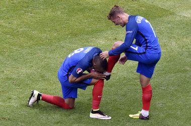 Евро-2016. Букмекеры: в полуфинале сыграют Португалия - Бельгия и Германия - Франция
