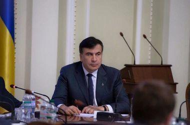 Первый заместитель Саакашвили уходит в отставку