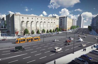 Как будет выглядеть Павловская площадь в Харькове после реконструкции