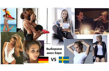 1/4 финала Мисс Евро-2016: Германия vs Швеция - кто красивее?