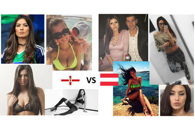1/4 финала Мисс Евро-2016: Северная Ирландия vs Австрия – кто красивее?