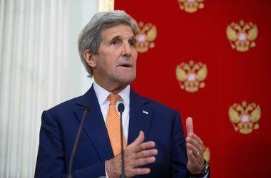 В Госдепе США рассказали детали визита Керри в Украину