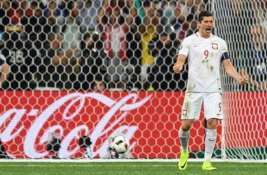 Евро-2016: Левандовски забил самый быстрый гол на турнире и второй в истории