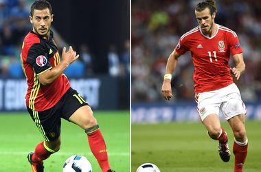 Евро-2016: онлайн матча Уэльс - Бельгия - 2:1 (фото, видео)