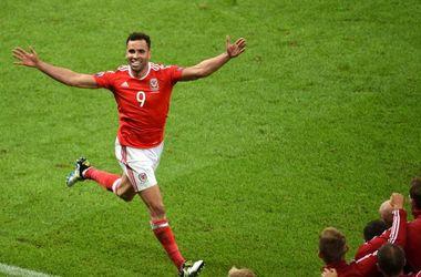 Евро-2016: сборная Уэльса сенсационно вышла в полуфинал