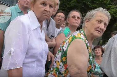 """Как пенсионные туристы из """"ЛНР"""" ездили в Украину за пенсией"""