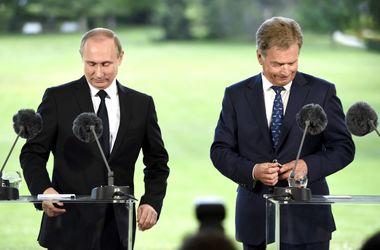 Путин пригрозил Финляндии из-за НАТО