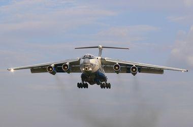 В России назвали две версии падения Ил-76