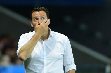 Евро-2016: тренер сборной Бельгии не стал подавать в отставку после 1:3 от Уэльса в четвертьфинале