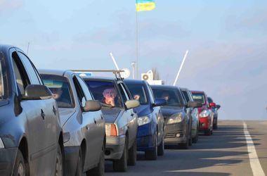 На украинско-польской границе застряли более 1,3 тысяч автомобилей - Госпогранслужба