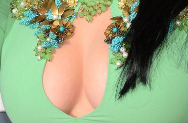 Самые знаменитые груди США
