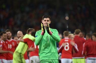 Евро-2016: пропустивший три гола от Уэльса вратарь обвинил в поражении главного тренера