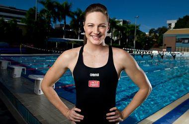 Австралийка на 0,01 секунды улучшила мировой рекорд в стометровке вольным стилем