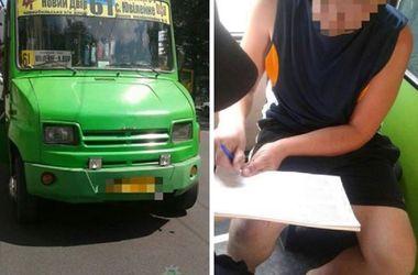В Ровно поймали пьяного водителя маршрутки