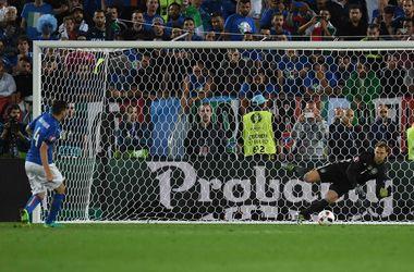 Евро-2016: Германия в серии пенальти переиграла Италию и вышла в полуфинал