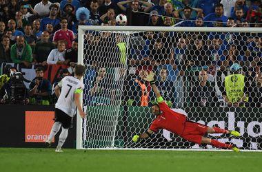 Евро-2016: Германия - Италия - 1:1 (6:5 пен), обзор матча