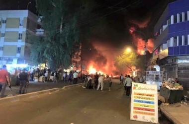 В Багдаде прогремел взрыв: погибли 18 человек