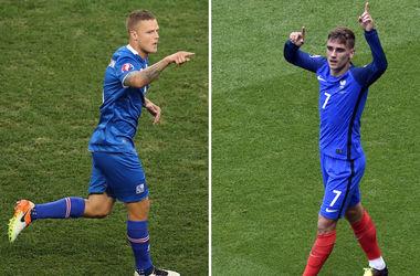 Опрос: за кого Вы будете болеть в матче Франция - Исландия на Евро-2016?