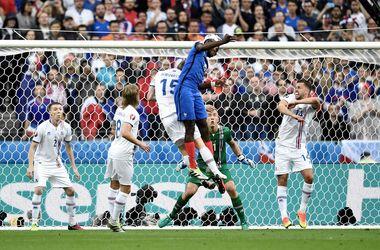 Евро-2016. Франция - Исландия - 5:2, обзор матча
