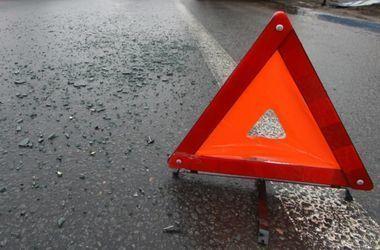 В Виннице пьяный водитель сбил женщину с 2-летним ребенком