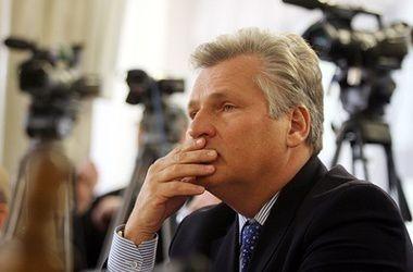 Квасьневский: Украина должна отказаться от мечты о членстве в НАТО
