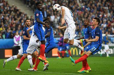 Евро-2016. Сказочке конец: Франция разгромила Исландию в четвертьфинале