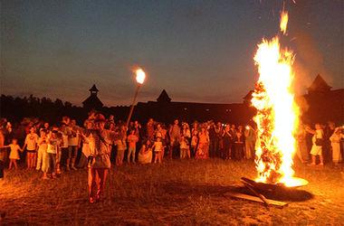 Под Киевом праздник Купала отпразднуют по древним веселым традициям