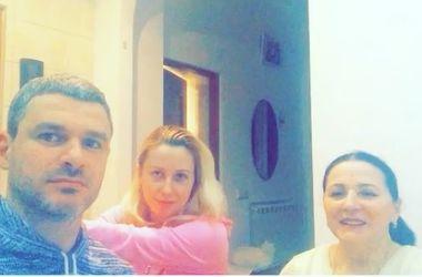 Тоню Матвиенко засыпали комплиментами за фотографию мамы