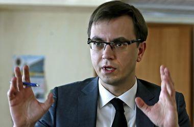 """Омелян потребовал уволить сотрудника """"Укрзализныци"""", врезавшегося в журналиста"""