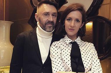 <p>Сергей Шнуров с женой.Фото: Instagram</p>