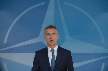 Столтенберг: суверенная и независимая Украина – ключ евроатлантической безопасности