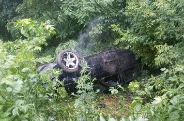 В Ровенской области автомобиль разорвало вместе с молодым водителем