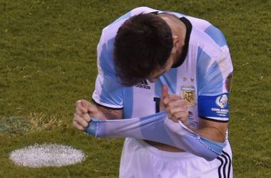 """Криштиану Роналду: """"Мне больно видеть Месси в слезах. Надеюсь, он вернется в сборную Аргентины"""""""