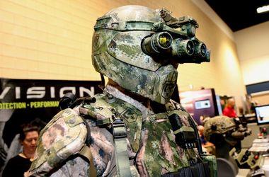 Спецназ США получит экзоскелет с жидкой броней и технологией дополненной реальности