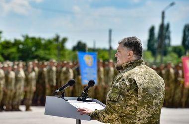 Порошенко прибыл в Славянск
