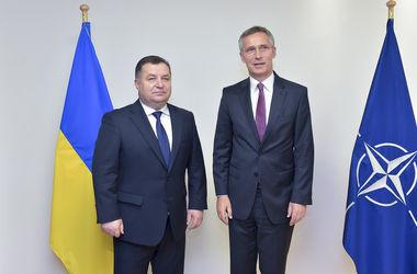Как НАТО поддерживает Украину