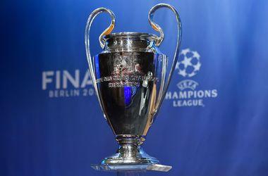 Лига чемпионов-2016/2017: расписание и результаты всех матчей