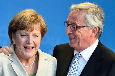 Меркель недовольна Юнкером и может попытаться его заменить - СМИ