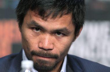 Знаменитый боксер Мэнни Пакьяо выступает за возвращение смертной казни через повешение