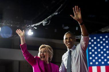 Обама уверен в готовности Клинтон применить силу для защиты США и союзников