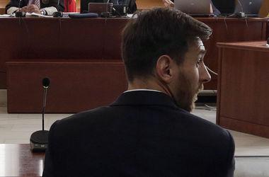 Лео Месси приговорен к 21 месяцу тюрьмы