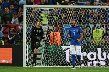 Игрок сборной Италии Дзадза стал звездой сети за необычное исполнение пенальти на Евро-2016