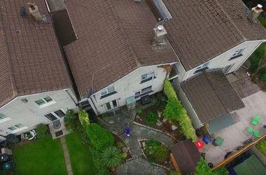 Мужчина при помощи дрона освободил друга из ловушки