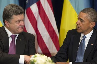 Порошенко и Обама поговорят о России