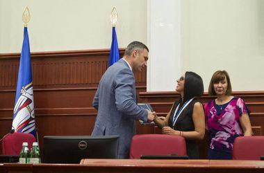 Джамала стала почетным гражданином Киева