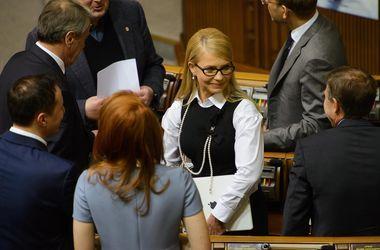 Тимошенко заявила о создании оппозиционного блока