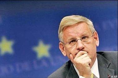 Бильдт: мы верили, что живем в безопасной Европе, и вдруг мы видим Россию