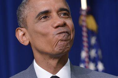 Как выглядит молодой Обама в мусульманском наряде