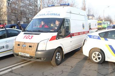 В Киеве злоумышленники расстреляли мужчину в кафе